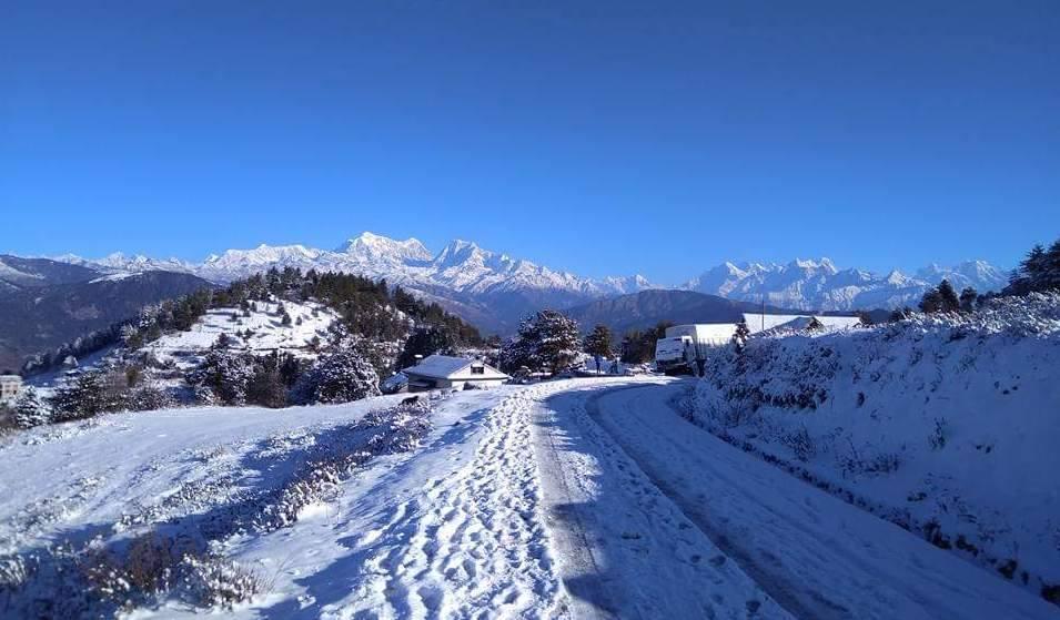 काठमाण्डौबाट नजिक सोलुखुम्बुको सुन्दर ठाउँहरु तस्विरमा