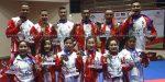 स्वर्ण पदक बिजेता खेलाडीले अझै पाएनन् सागको पुरस्कार