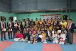 तेस्रो नागार्जुन मेयर सितेरियो कराते प्रतियोगिताको उपाधी आयोजक टिमलाई