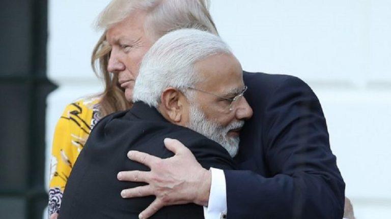 अमेरिकी राष्ट्रपति ट्रम्प आज भारत आउदै