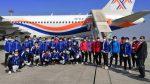 नेपाली फुटबल टोली बंगलादेश प्रस्थान