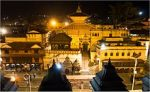 पशुपतिनाथको मन्दिरमा १ सय ८ केजी सुनको जलहरी राखियो