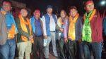 पत्रकार महासंघ काठमाडौं शाखामा  सुर्य सुबेदीको प्यानल नै बिजयी