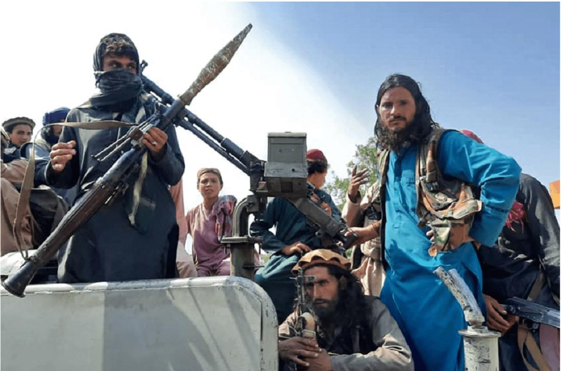 अमेरिकी सेनाले  छाडे सँगै ढल्यो अफगान सत्ता
