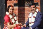 हास्य कलाकार मनोज गजुरेलले गरे अधिकृत मन्जु पोखरेलसङ्ग विवाह