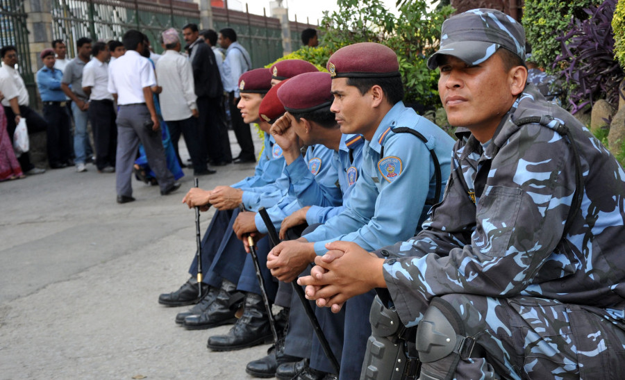नेपाल प्रहरीको रासन भत्ता पन्ध्र प्रतिशत बढ्दै