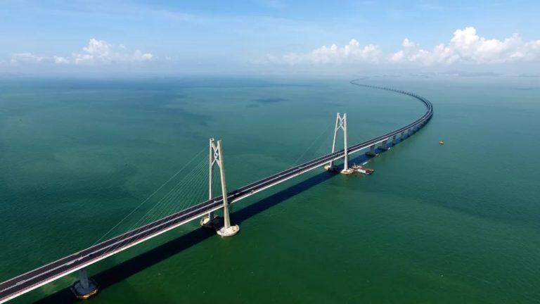 विश्वकै लामो समुद्री पुल संचालनमा आउदै