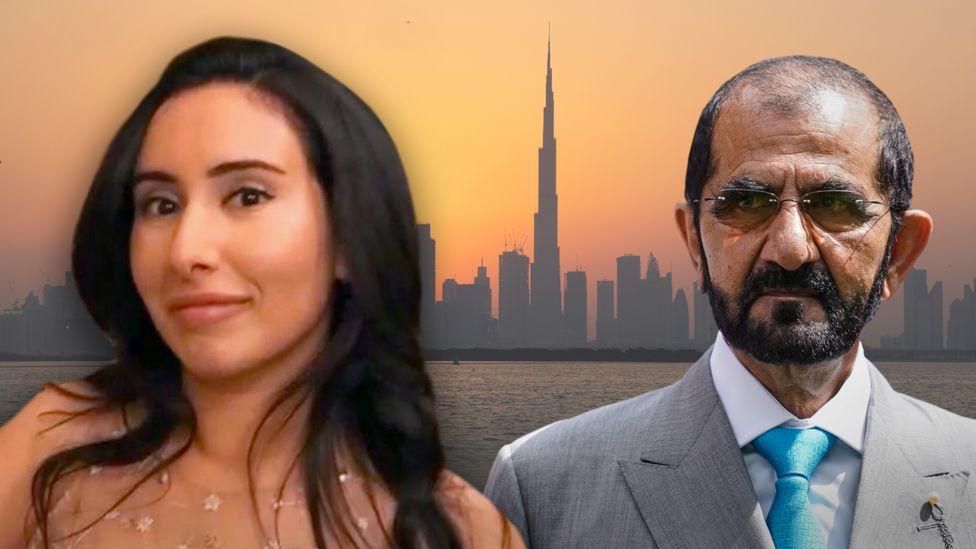 दुबईकी राजकुमारी जसलाई बाबुले नै 'जेल' मा राखेका छन्