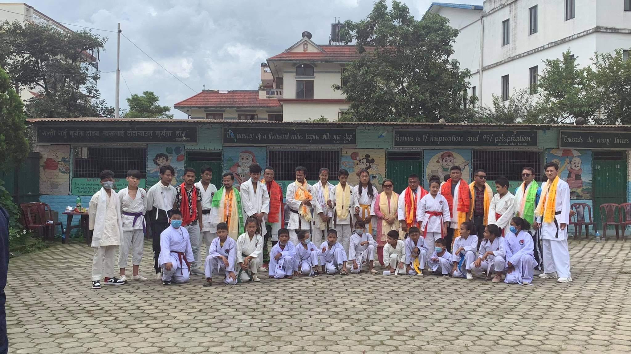 गुरु पुर्णिमाको अवसरमा WIKF द्वारा शुभकामना साटासाट