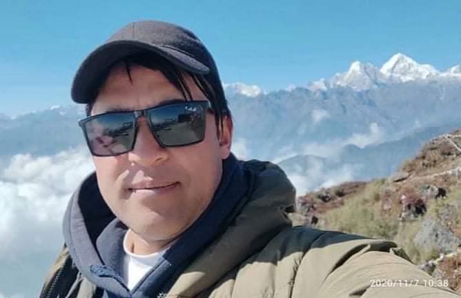 नेपाली काङ्ग्रेस गोकर्णेश्वर ४ नम्बर इकाइ सभापतिमा श्रीराम श्रेष्ठको उम्मेदवारी