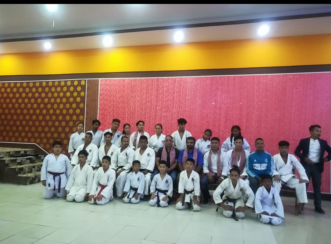 डब्लु आइ के एफ नेपालद्वारा खेलाडीहरु दिक्षित